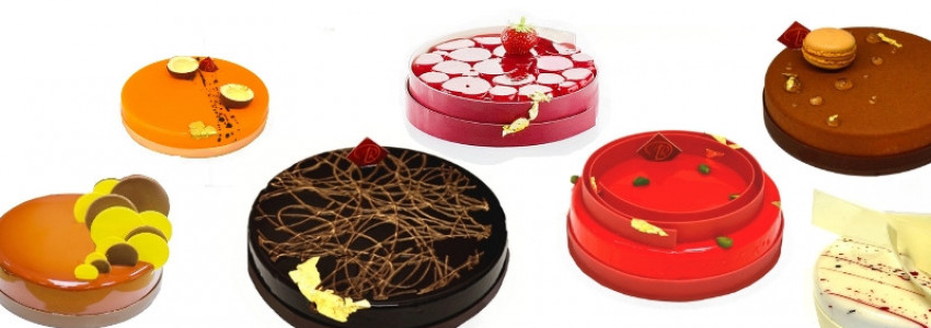 Collections de desserts
