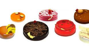Collections de desserts