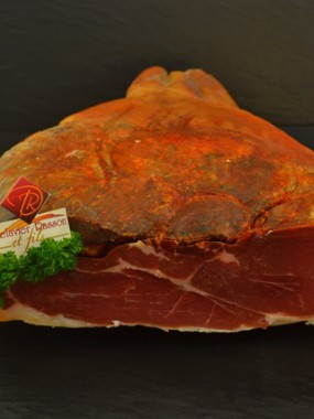 Jambon sec basque
