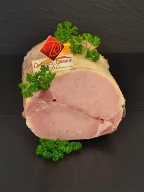 Roti porc cuit