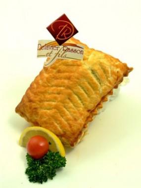 Feuillete saumon