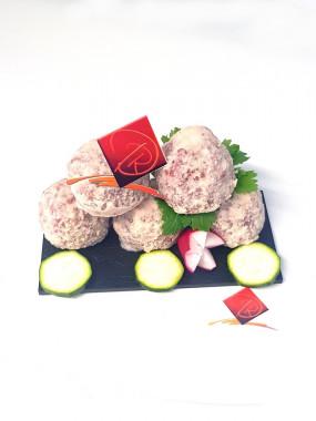 Saucisson truffe et Parmesan