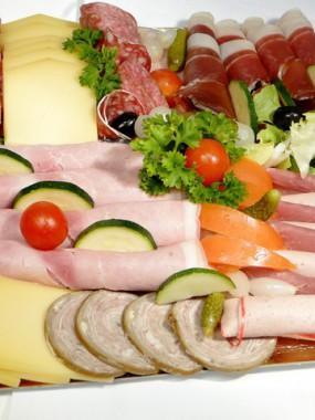Plateau Raclette sans fromage