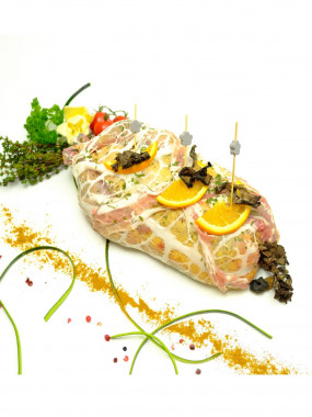 Pintade desossee forestiere (4/5 personnes)