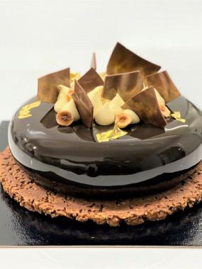 Galet Chocolat Intense 8 parts