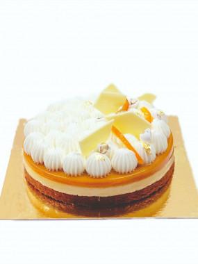 L'Abricot Nougat 6 parts